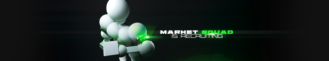 Market Squad Recruitment Drive
