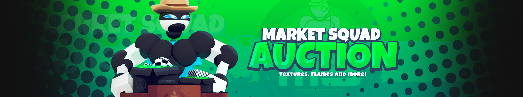 Market Squad Auction