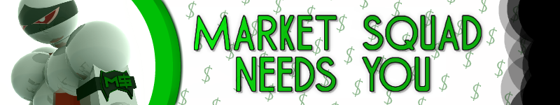 Market Squad Needs YOU!