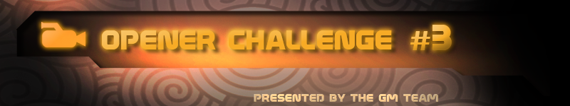Opener Challenge 3