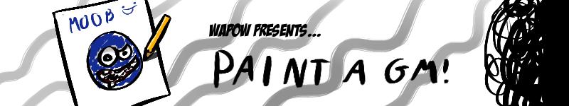 Paint A GM